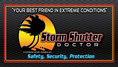 Hurricane Shutters Tampa Pinellas County Clearwater Largo Seminole St. Petersburg